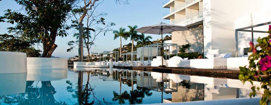 Hotel Encanto. Hoteles. Acapulco, Gro.