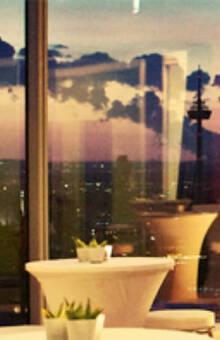 Beispiel: Innenraum - Aussicht, Foto: KölnSky.