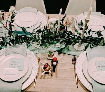 Свадебная каллиграфия для пары Алексей и Софья. 27.01.18 организатор: свадебное агентство Almostmarried