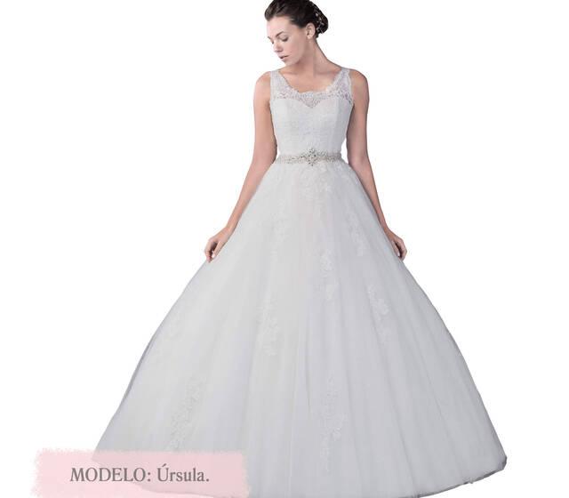 Precio de vestidos de novia en morelia