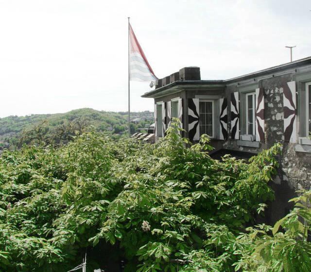 Beispiel: Außenansicht, Foto: Schloss Schartenfels.