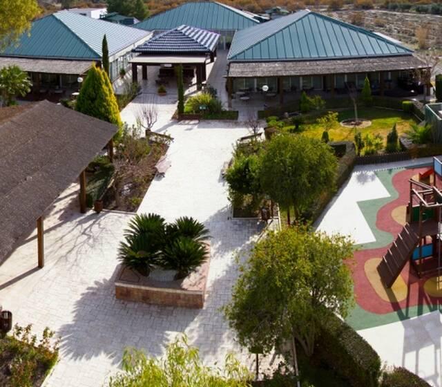 Hotel Jardines de Tejera