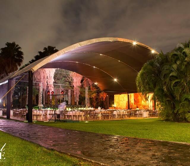 Royal Dome - Carpas y Tarimas