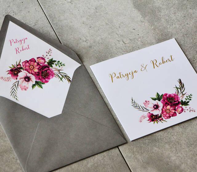 Amelia Wedding Zaproszenia ślubne Opinie Zdjęcia I Telefon
