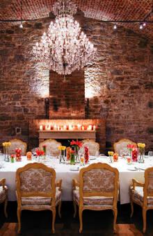 Beispiel: Räumlichkeiten mit Ambiente, Foto: Althoff Grandhotel Schloss Bensberg.