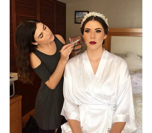 Karen Muñoz Make up