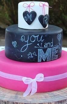 o nosso bolo