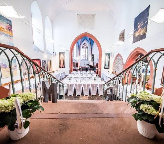 Ulner Kapelle Kapellenschiff