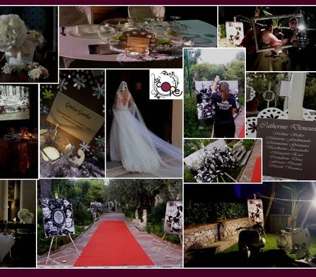 flash dal tema la dolce vita CoRe Eventi per il il tuo matrimonio