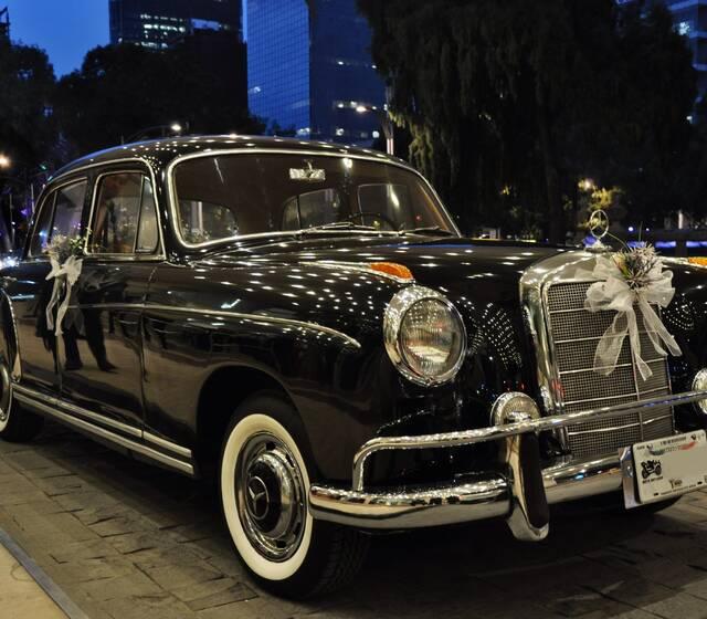 AutoBodas.mx  Mercedes-Benz 1958