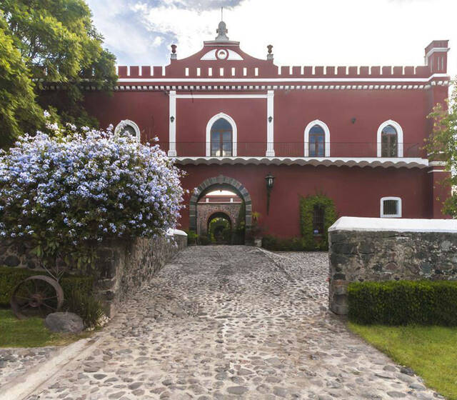 Hacienda para bodas - Foto Hacienda San Agustín
