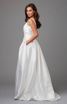 Rose Garden Bridal Dress