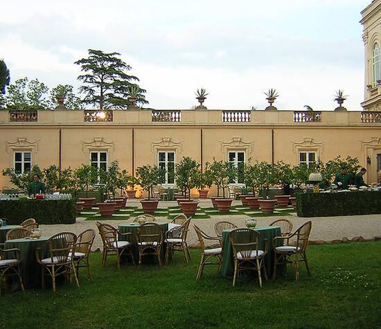 Villa Aurelia Recensioni Foto E Telefono