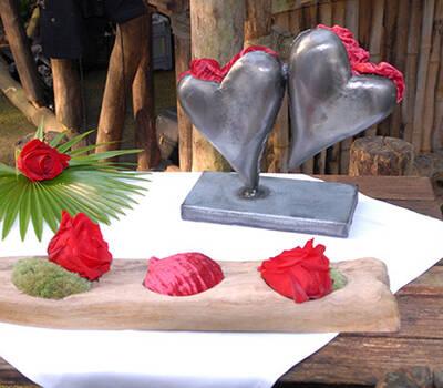 Beispiel: Ihre Hochzeit im Zoo, Foto: Zoo Zürich.