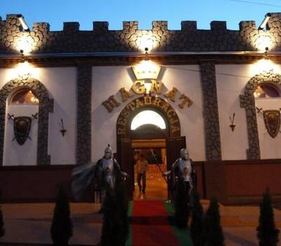 Zamek Weselny Magnat w Rzepinie