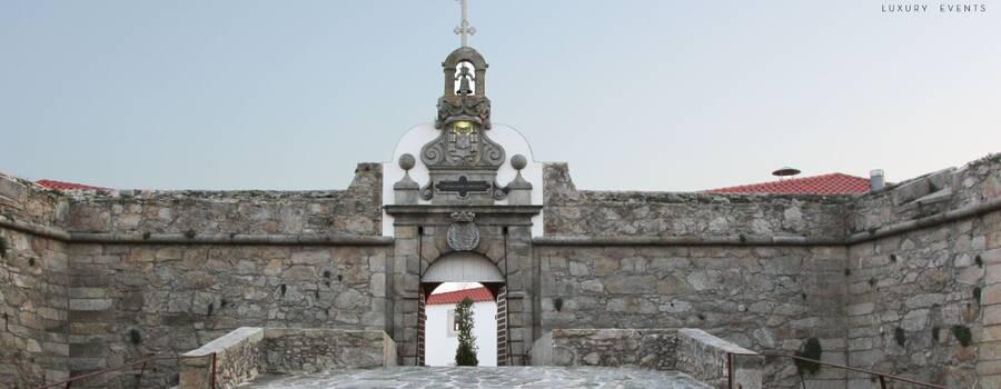 Entrada - Fortaleza da Póvoa de Varzim