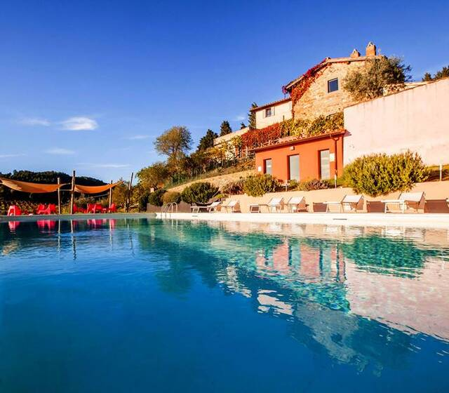 Podere Castellare Eco Resort