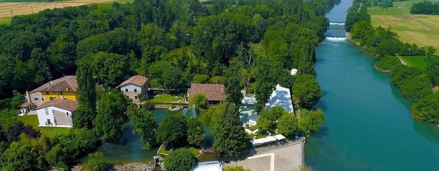 Villa dei Mulini.