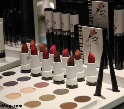 Marque de  Maquillage  Mariage Bio Miss W à Guer - Coetquidan 56380