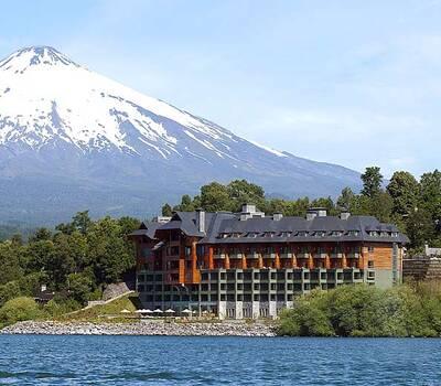Villarrica Park Lake