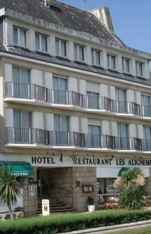 Hôtel Restaurant Les Alignements Carnac