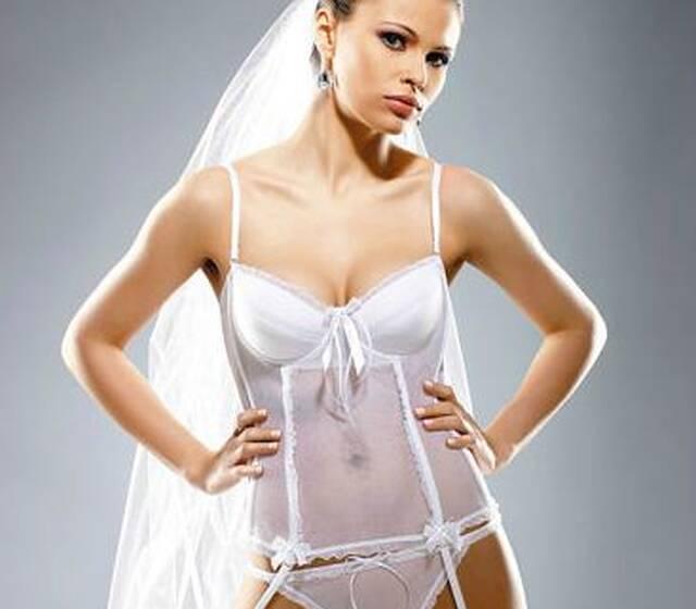 Bielizna ślubna Gracya
