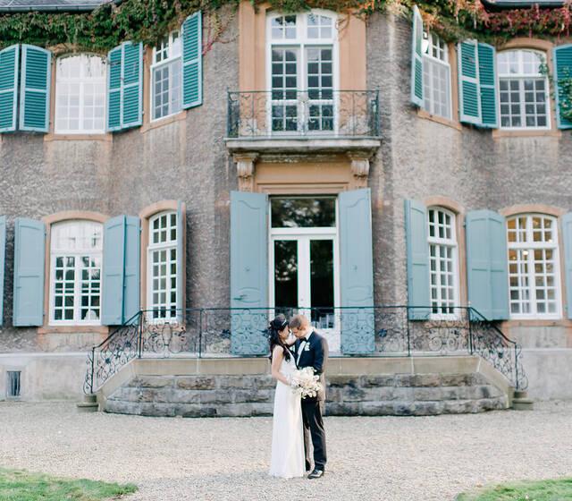 Intimate Fine Art Wedding | Irina Thiessen Weddings |   (Foto: www.nadiameli.com)