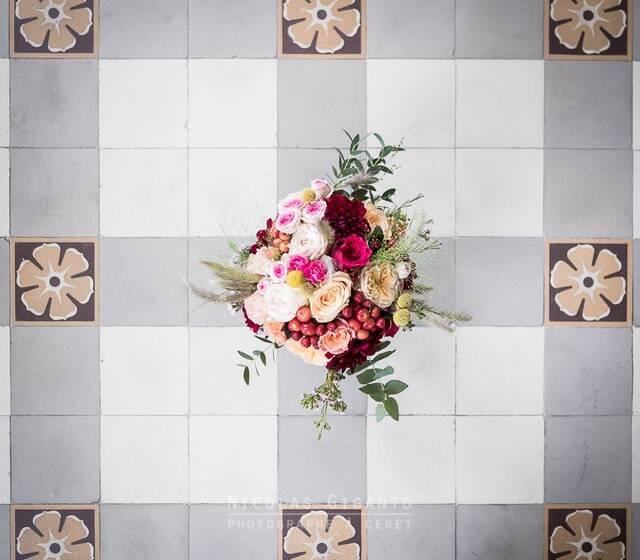 ©L'Etamine - Bouquet champêtre