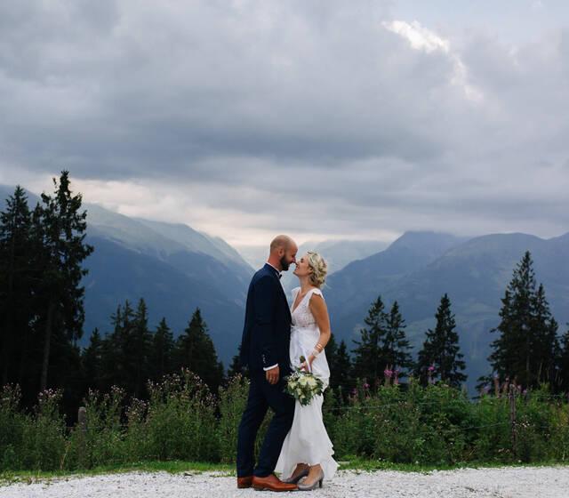 Hochzeit Mittersill