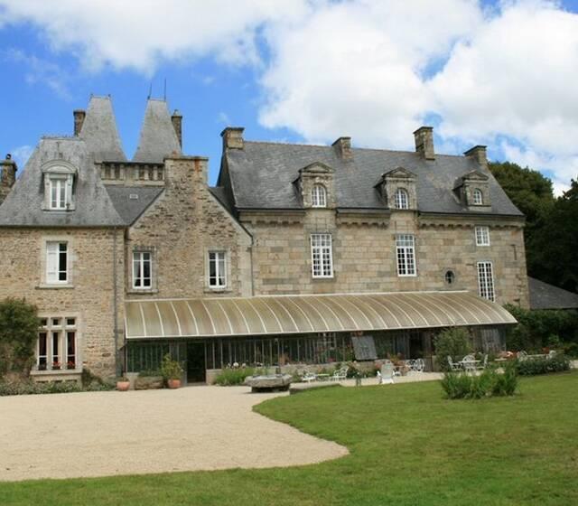 Château de Trebodennic