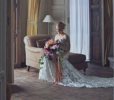 The Bride (captura de clip de video 4K)
