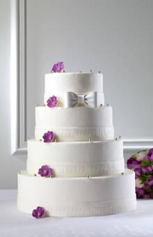 Wedding Cake Marilyn - Pâtisserie La Romainville