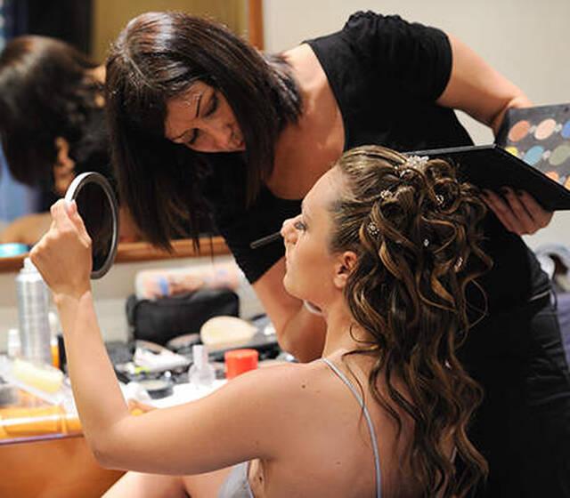 Make-up Artist Federica G
