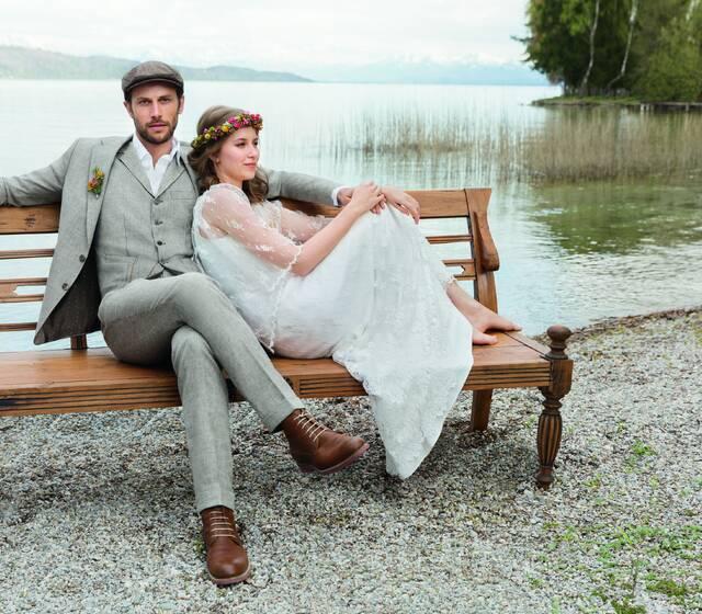Vintage-Hochzeit von Hufnagl