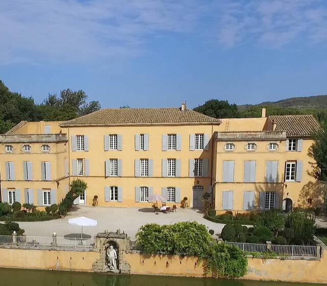 Le Château d'Ayguebelle