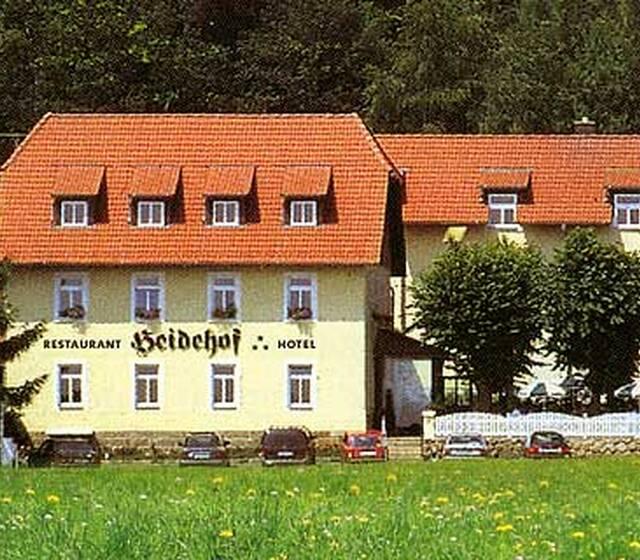 Beispiel: Ihre Hochzeitslocation, Foto: Landhaus Heidehof.