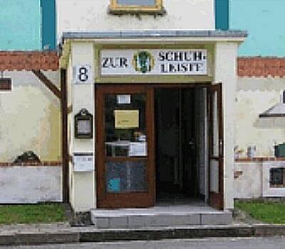 Beispiel: Aussenansicht, Foto: Zur Schuhleiste.