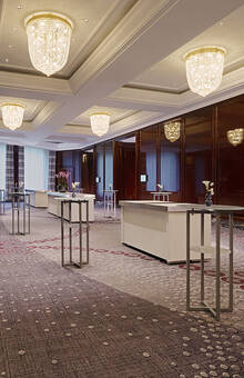 Beispiel: Grand Foyer, Foto: The Ritz-Carlton, Berlin