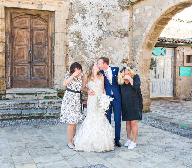 Alleen maar liefde bij M&R op Sicilië