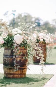 ©LeÉvénementsDeMorgane  décoration florale