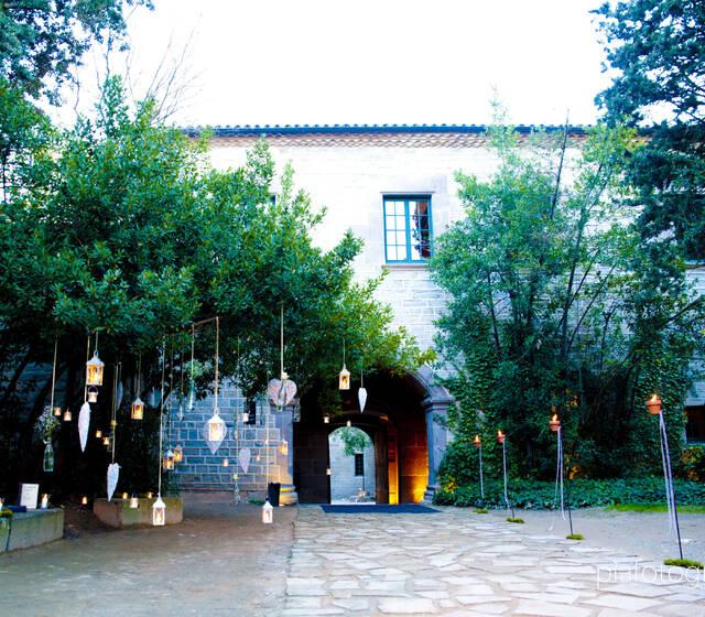 Entrada monasterio