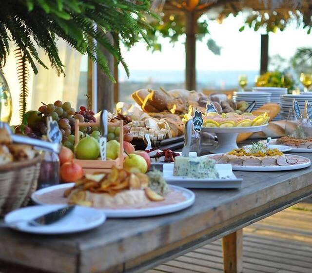 Brazilian Chef Buffet