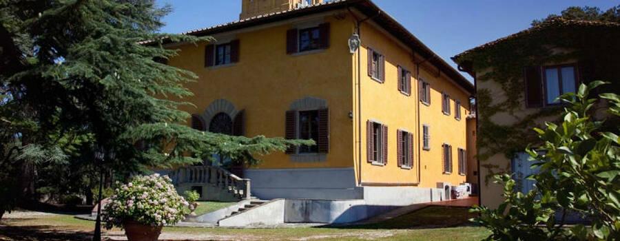 Villa Poggio Bartoli