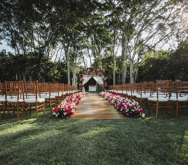 Cerimônia de casamento no campo RJ | Galeria Jardim | Foto: Rechtman