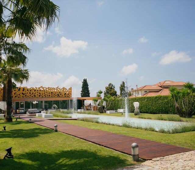 Quinta dos Teixeiras - Exterior