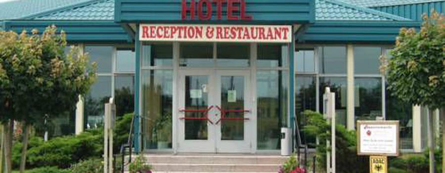 Beispiel: Außenansicht, Foto: Hotel An der  Hasenheide.