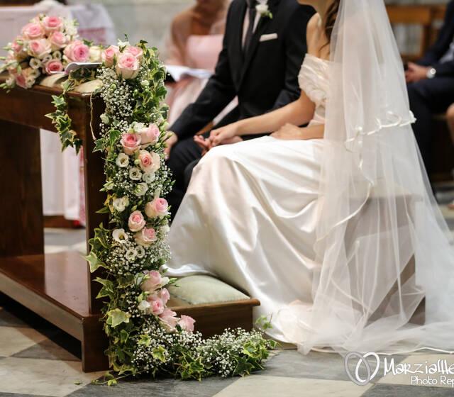 Banchetto sposi