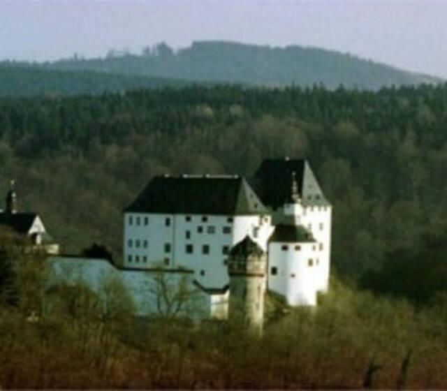 """Foto: """"Schloss Burgk"""""""