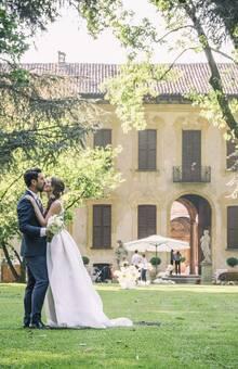sposi in villa gaia