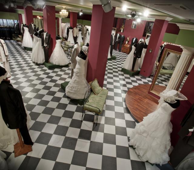 Tylko Ona Salon sukien ślubnych i garniturów